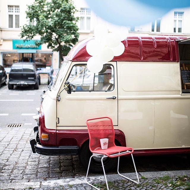 About last week - french fries, popcorn & balloons #ibc_studio #impulse_bc #grandopening #studiospace #rentalstudio #pragency #berlin #wilmersdorf catched by @herz.und.blut 📷