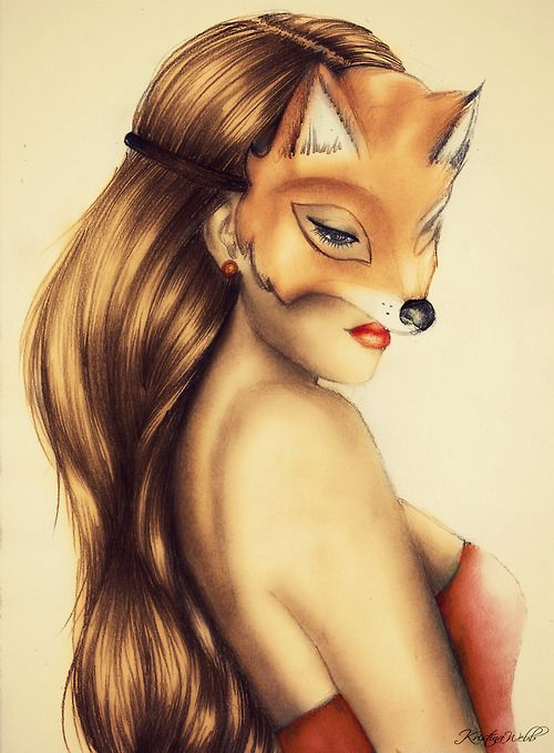 46 best images about art kristina webb on pinterest - Pink fox instagram ...