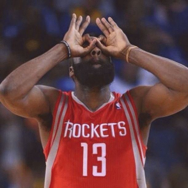 James Harden Rockets: 46 Best James Harden Images On Pinterest