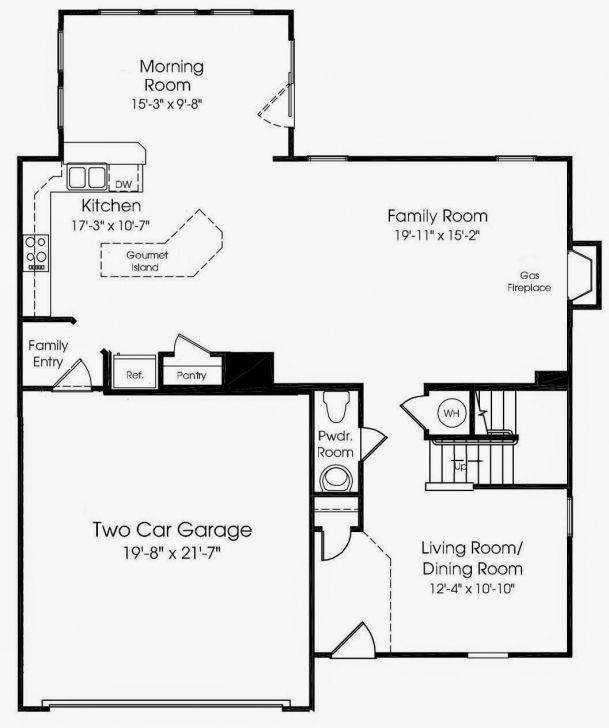 Ryan Homes Venice Floor Plan In 2020 Floor Plans House Floor Plans Ryan Homes Venice