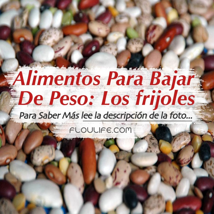 17 best images about salud y belleza on pinterest vicks - Alimentos para perder peso ...