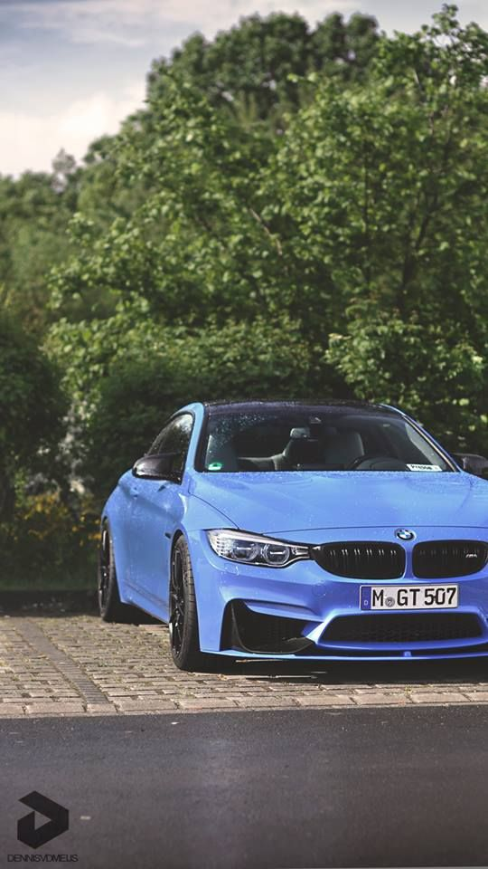 BMW M4 #VA-Racing
