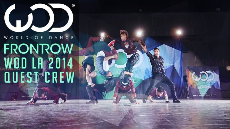 Simply mind-blown \\ Quest Crew WODLA 2014  #wodla #quest #dance