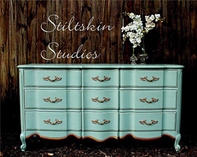 Stiltskin Studios: amy howard home | Painted Furniture ...