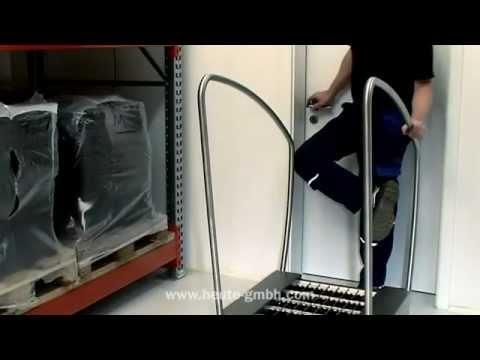Czyszczenie obuwia roboczego na sucho