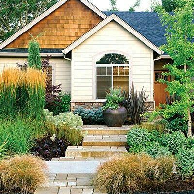 front garden design ideas on garden design ideas front yard landscaping design - Ideen Fr Kleine Hinterhfe Ohne Gras