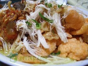 Resep Bubur Ayam - Bubur Ayam Recipe