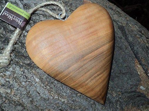 PeterWood / Drevené srdce