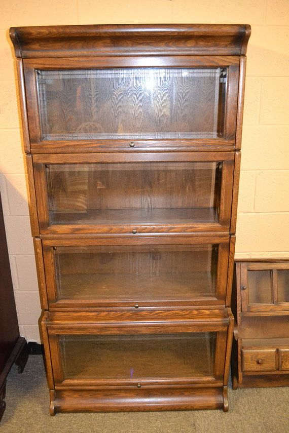 Oak Barrister Bookcase Woodworking Projects Amp Plans