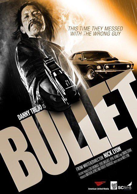 Bullet (2014) Poster