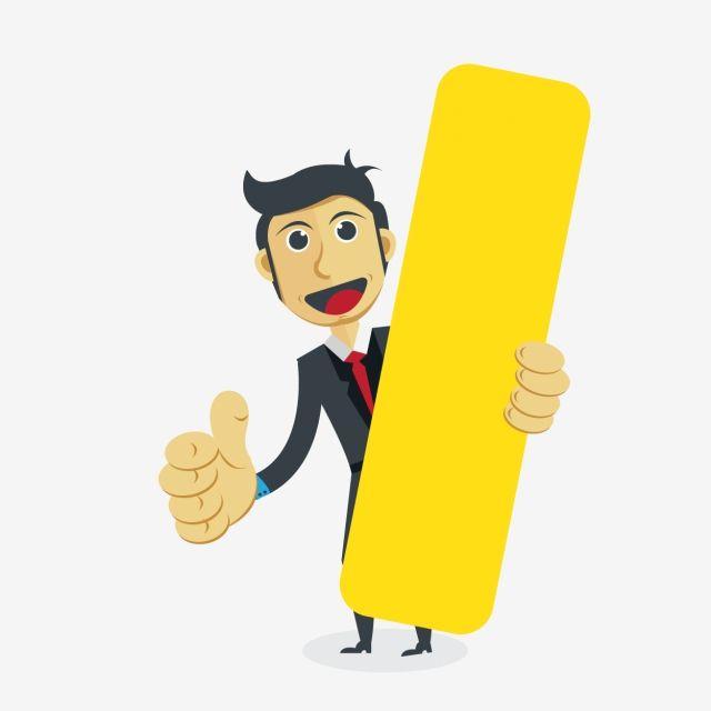Businessman Cartoon Character Template Vector And Png Character Template Cartoon Characters Cartoon