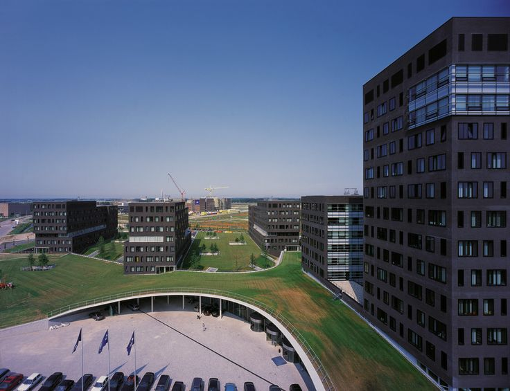 cap gemini campus by cie. THE NETHERLANDS.