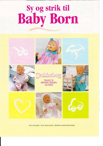 Baby Born - Sy & Strik - Mariann Vendelbo Borregaard - Веб-альбомы Picasa