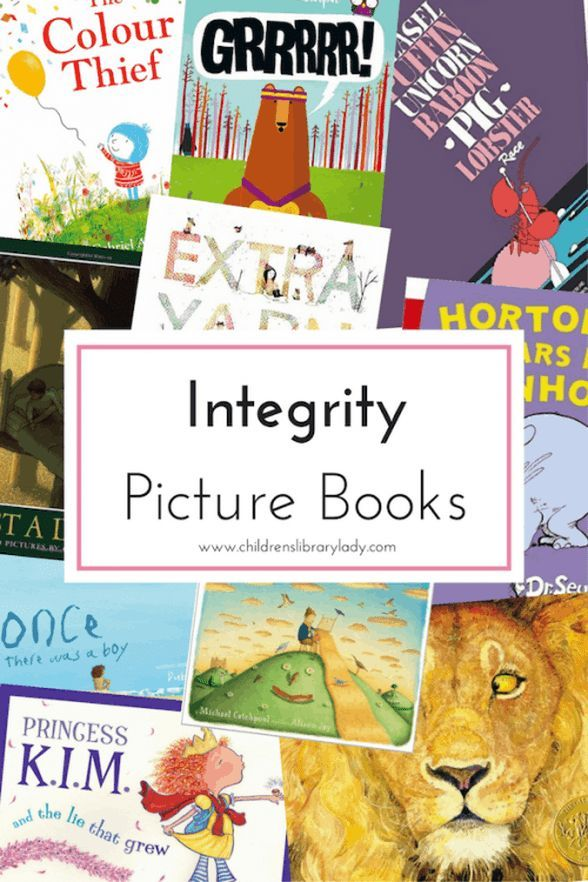 Integrity Picture Book List | Great Books for Kids