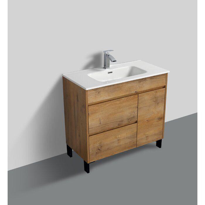 Chumasero 36 Single Bathroom Vanity Set Single Bathroom Vanity Bathroom Vanity Modern Bathroom Vanity