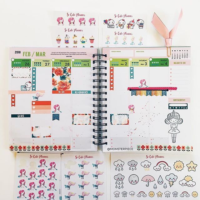 Simple yet fab spread for this week using @socuteplanner Visit the link in my bio to watch how I setup my @cnsdesigns DYL: Back to Basics Planner 😍 Get a 20% off at @socuteplanner website by using my PR Code: PRMIT318  .  .  .  PLEASE DON'T FORGET TO HIT LIKE AND SUBSCRIBE! 😊😉  .  .  Check out my LINKTREE on my profile to read my recent blog post and watch my other videos.  .  .  Find me on:  Facebook: /momsterpiece  Twitter: @momsterpiece  You Tube Channel: Mitch Momsterpiece