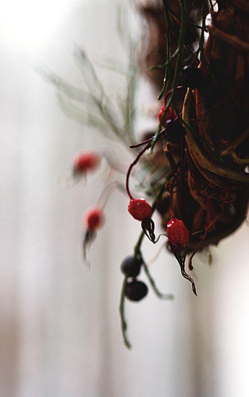 тонкая материя: Осенние венки