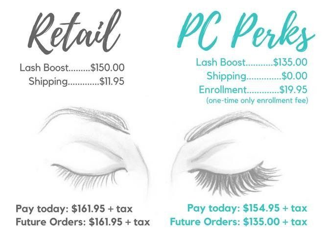 Here is why you should become a Preferred Customer (PC) with Rodan and Fields. Check out the saving!