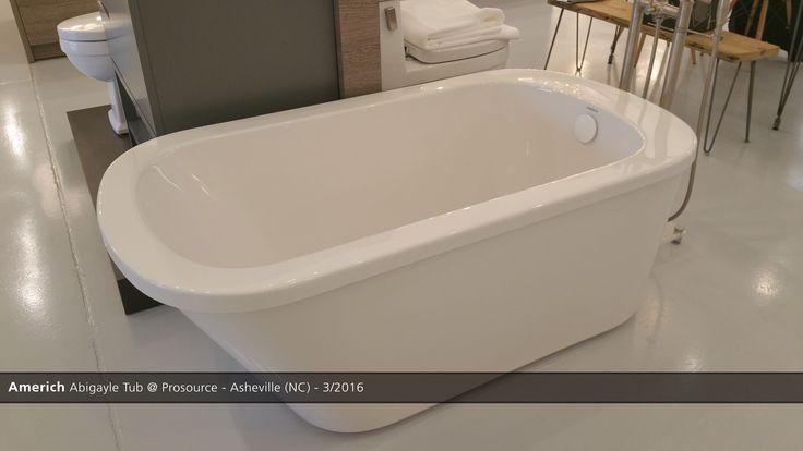 Americh abigayle tub prosource asheville nc 3 2016 for Bath remodel asheville nc