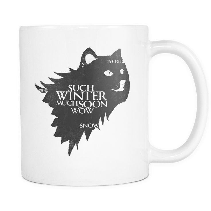 House of Doge | Game of Thrones Mug
