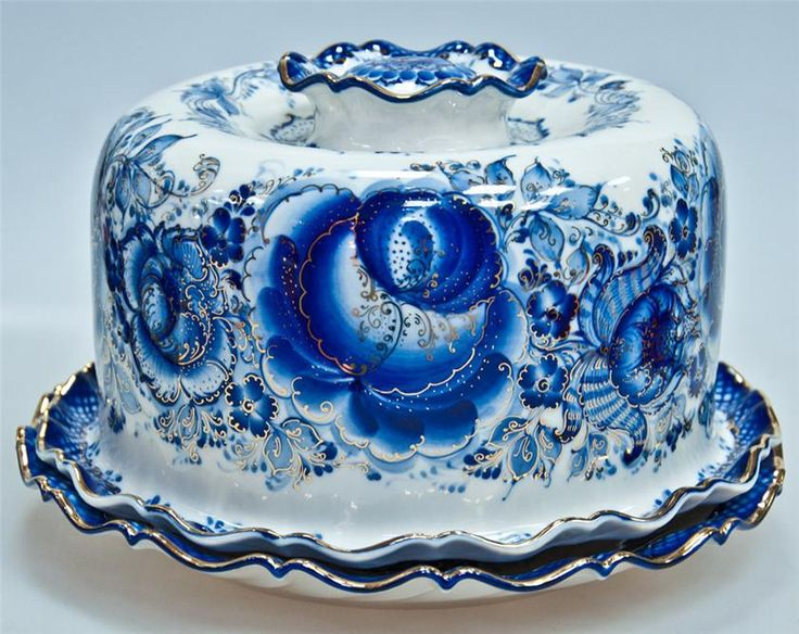 'Flowering Majolica' ~ from the XVII Century