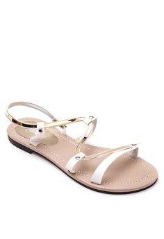Jody Sandals from H2Ocean in white_1