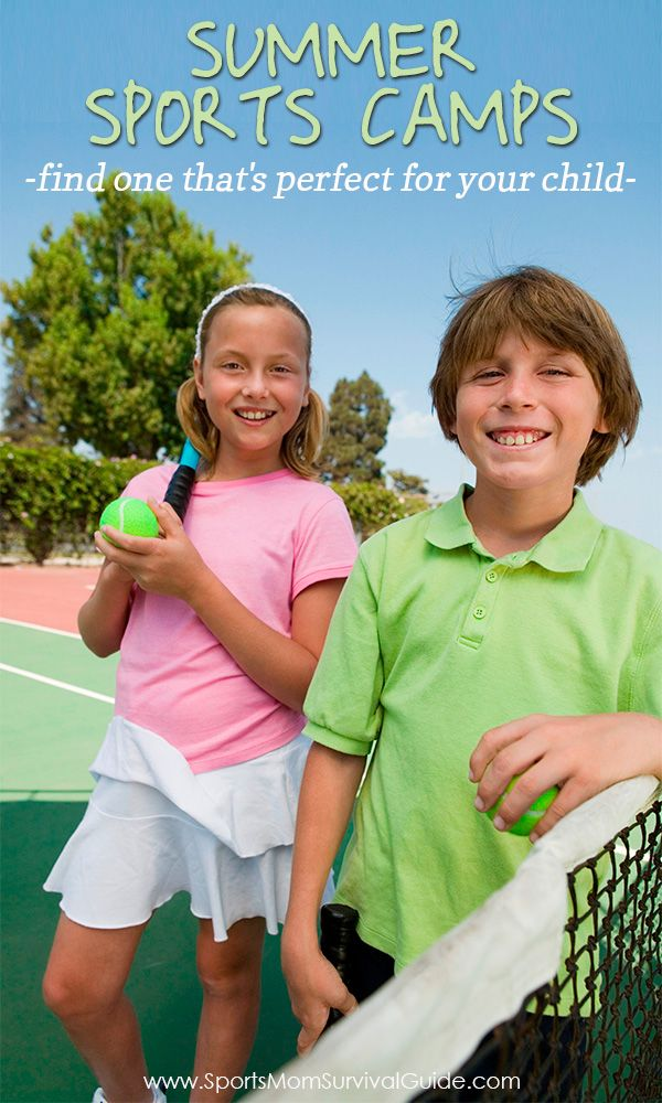 Find some of the best options for summer sport camps. Find the perfect summer sport camp for your child!