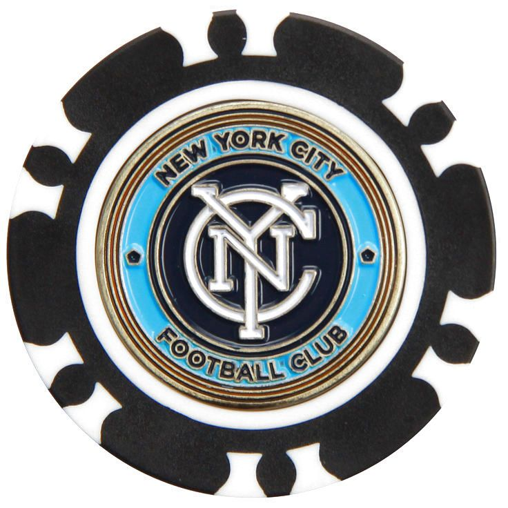 New York City FC Poker Chip/Ball Marker - $5.59