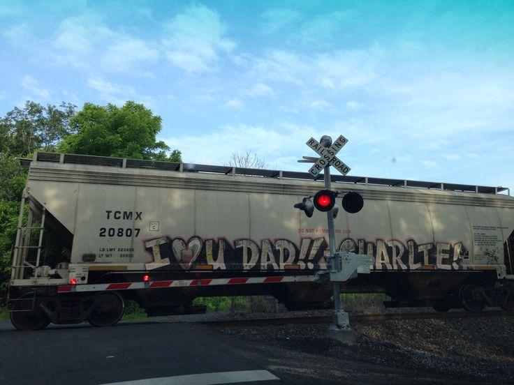 Train; The Plains, VA