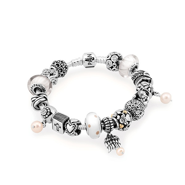 "Pandora Jewelry Cloud: 17 Best Images About PANDORA ""Faith And Family"" Bracelet"