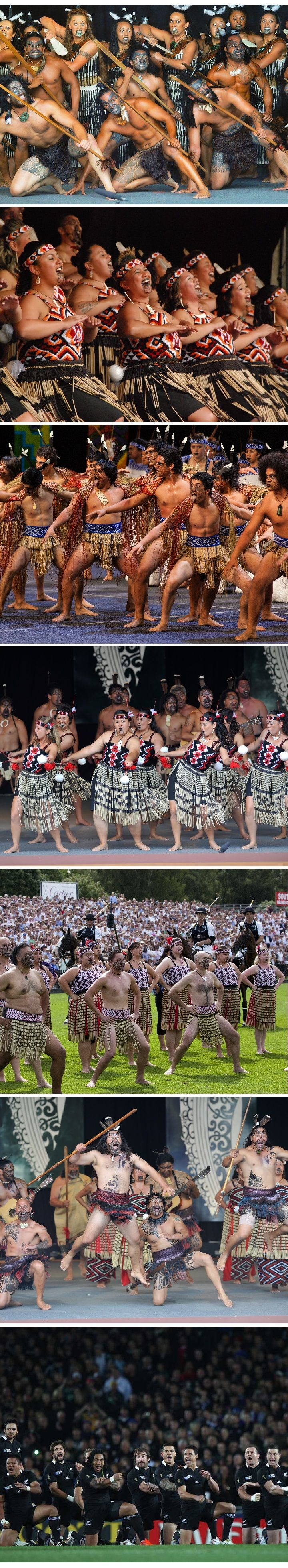 The Haka - Maori - Aotearoa - Warrior dance from New Zealand . I would love to see this in person some day
