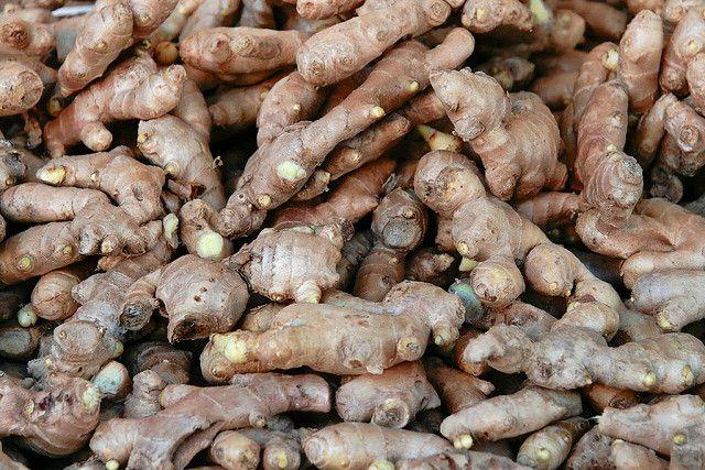 Can ginger help prevent liver cancer? A study: http://www.ncbi.nlm.nih.gov/pubmed/20872761 #ginger #nutrition #livercancer