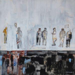 """""""Crossroads II"""" by Lisa Chandler"""