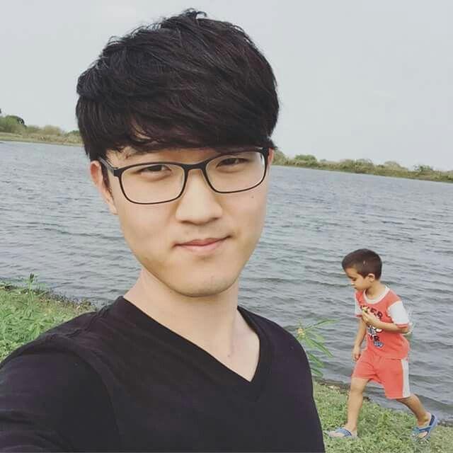 Cristian de el canal de Youtube Coreano Vlogs ❤❤❤