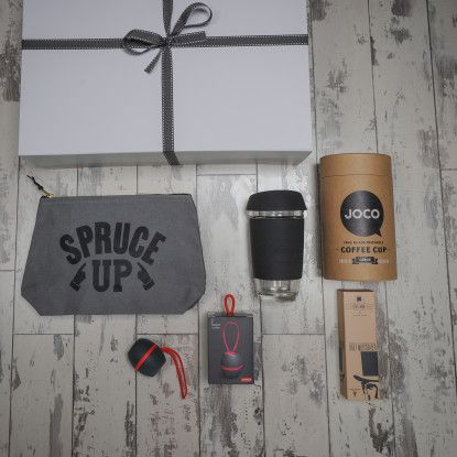 Carabella Gift's large gift hamper for men