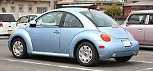 Volkswagen New Beetle - Wikipedia, the free encyclopedia
