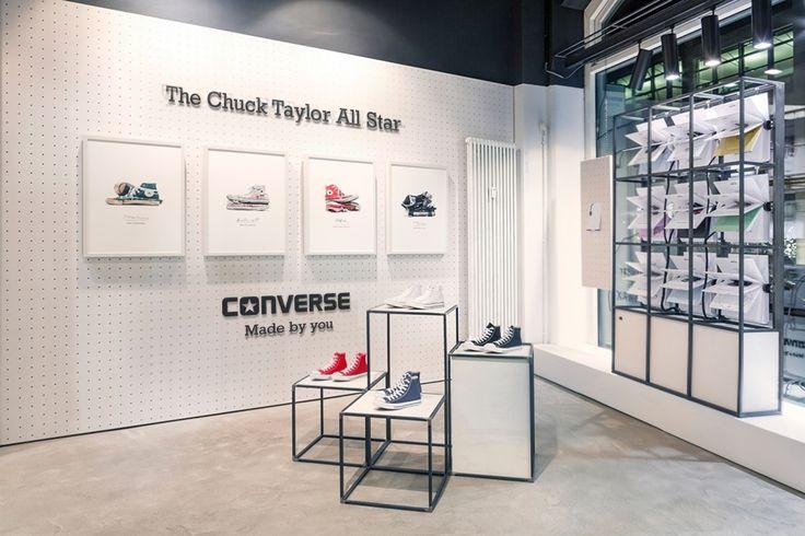 Converse-Store in Berlin wiedereröffnet