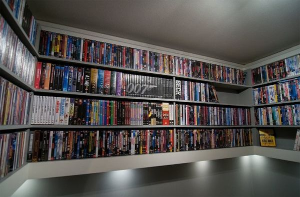 movie storage collection