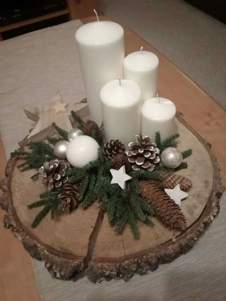 29 DIY Christmas Decorations Ideas > yunus.myhomifi.com #ChristmasDecorationsIdeas #DIYChristmasDecorationsIdeas #CraftChristmasDecorationsIdeas