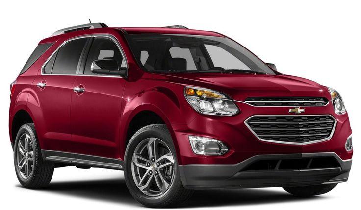 New 2018 Chevy Equinox Redesign