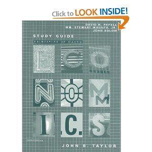 Macroeconomics - CliffsNotes Study Guides