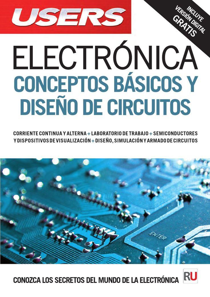 Electrónica conceptos básicos y diseño de circuitos