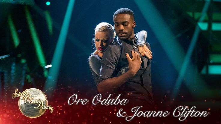 Ore & Joanne Argentine Tango to 'Can't Get You Out of My Head' by Kylie ...
