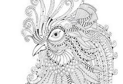 Mandala Kreationen Malvorlagen