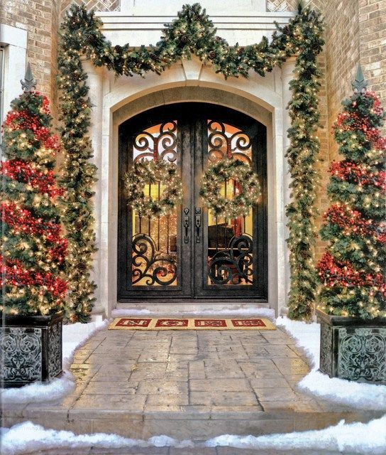 decoracion-navidena-para-puerta8