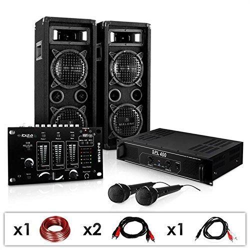 """Oferta: 249.99€ Dto: -17%. Comprar Ofertas de Equipo """"DJ 24M"""". Altavoces, ampli, mesa mezclas barato. ¡Mira las ofertas!"""