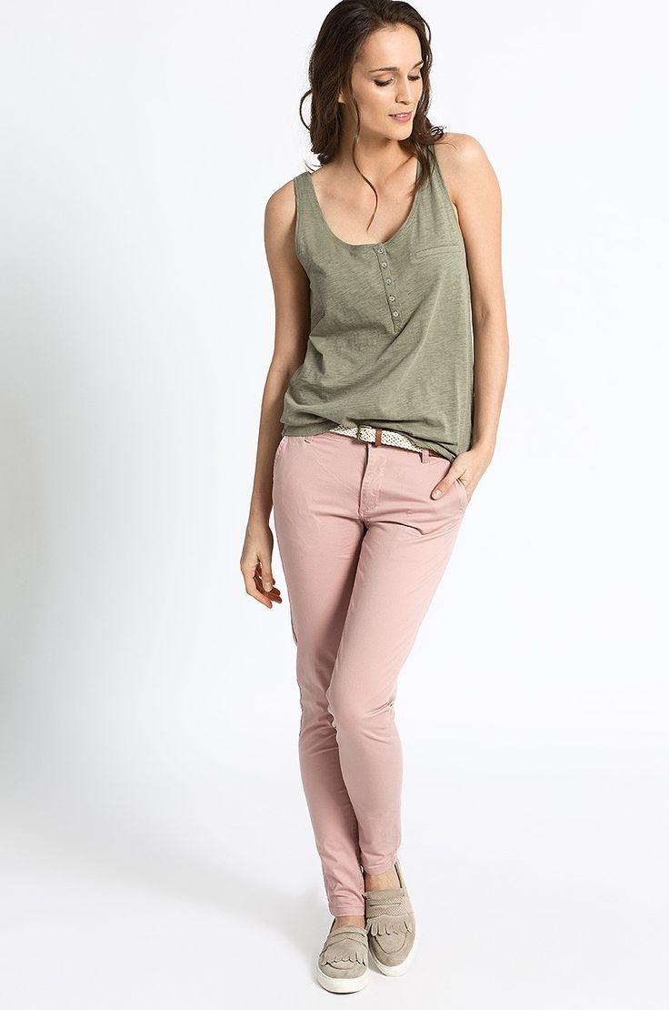 Moda damska - markowa odzież damska 2017 w ANSWEAR.com | darmowa dostawa w 24h pastelowy różowy