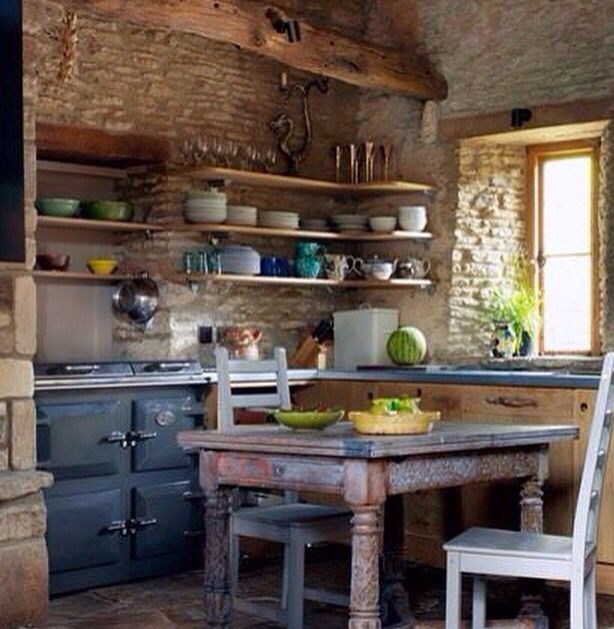 Kitchen yasemin aksu kitchen pinterest kitchens english cottages and standing kitchen - Cocinas pontevedra ...