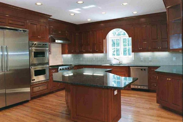 Lovely Modular Home Kitchen Cabinets