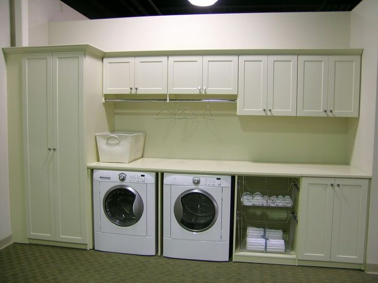 17 best images about kitchen closet on pinterest laundry for Laundry kitchen ideas